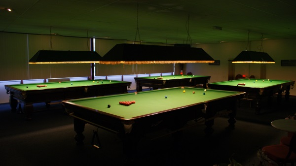 Willie Holt Classic Snooker Matchtables