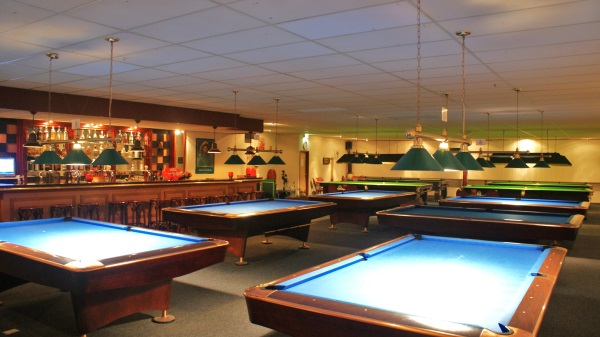 Cue Palace - Pool, snooker, biljart